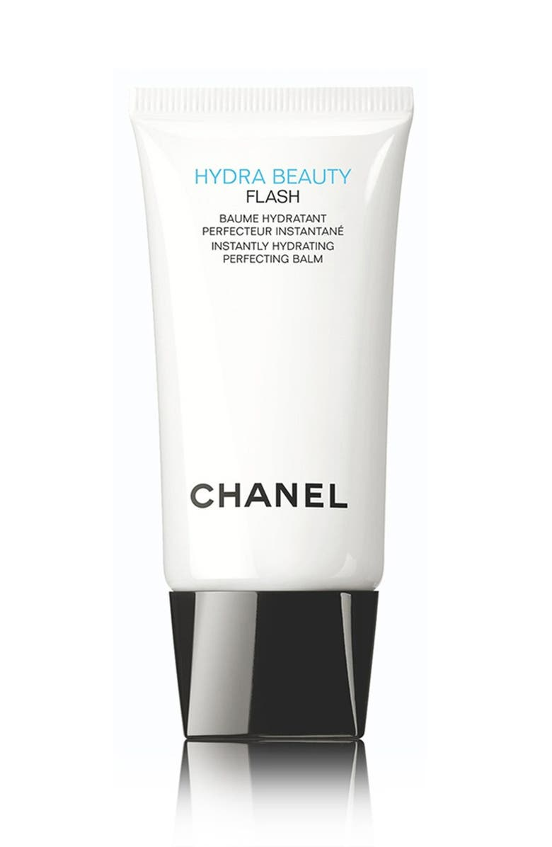 CHANEL HYDRA BEAUTY FLASH <br />Instantly Hydrating Perfecting Balm, Main, color, 000