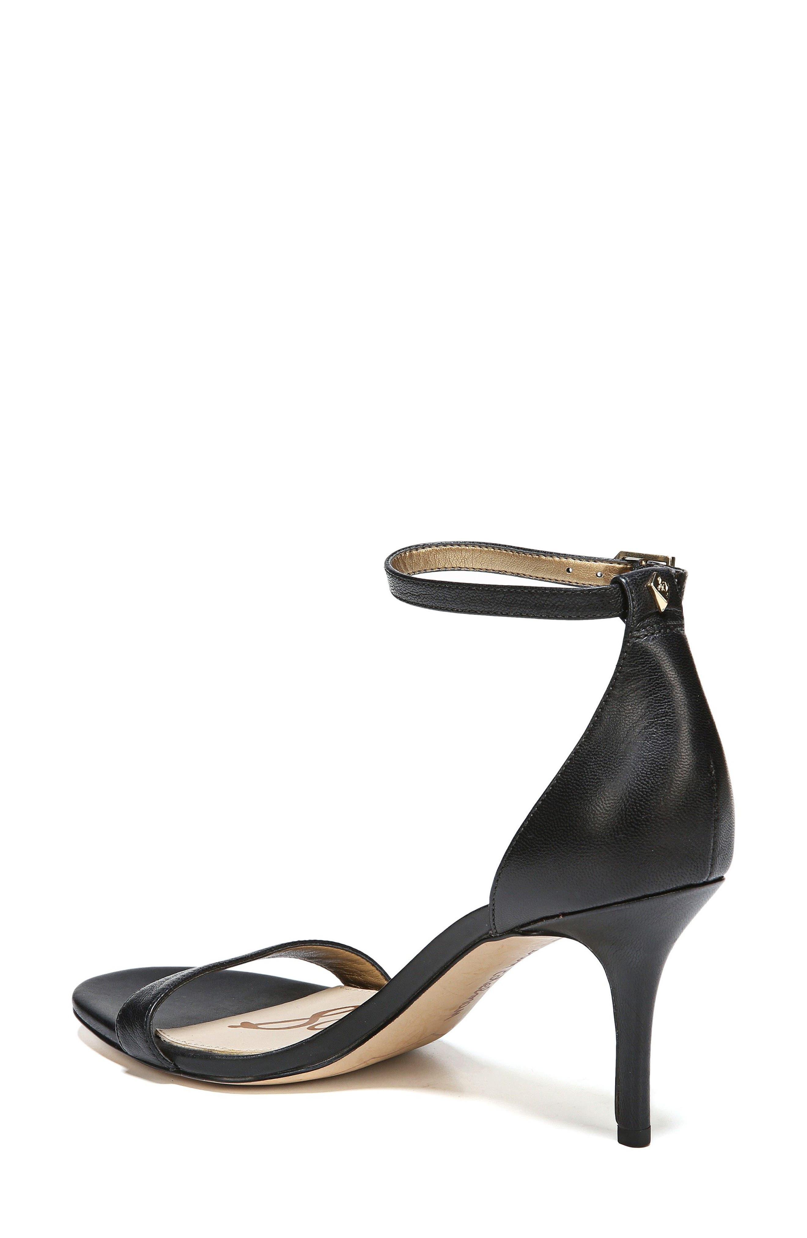 ,                             'Patti' Ankle Strap Sandal,                             Alternate thumbnail 145, color,                             004