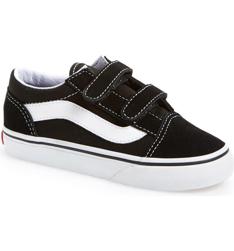 VANS Old Skool Sneaker, Main, color, BLACK