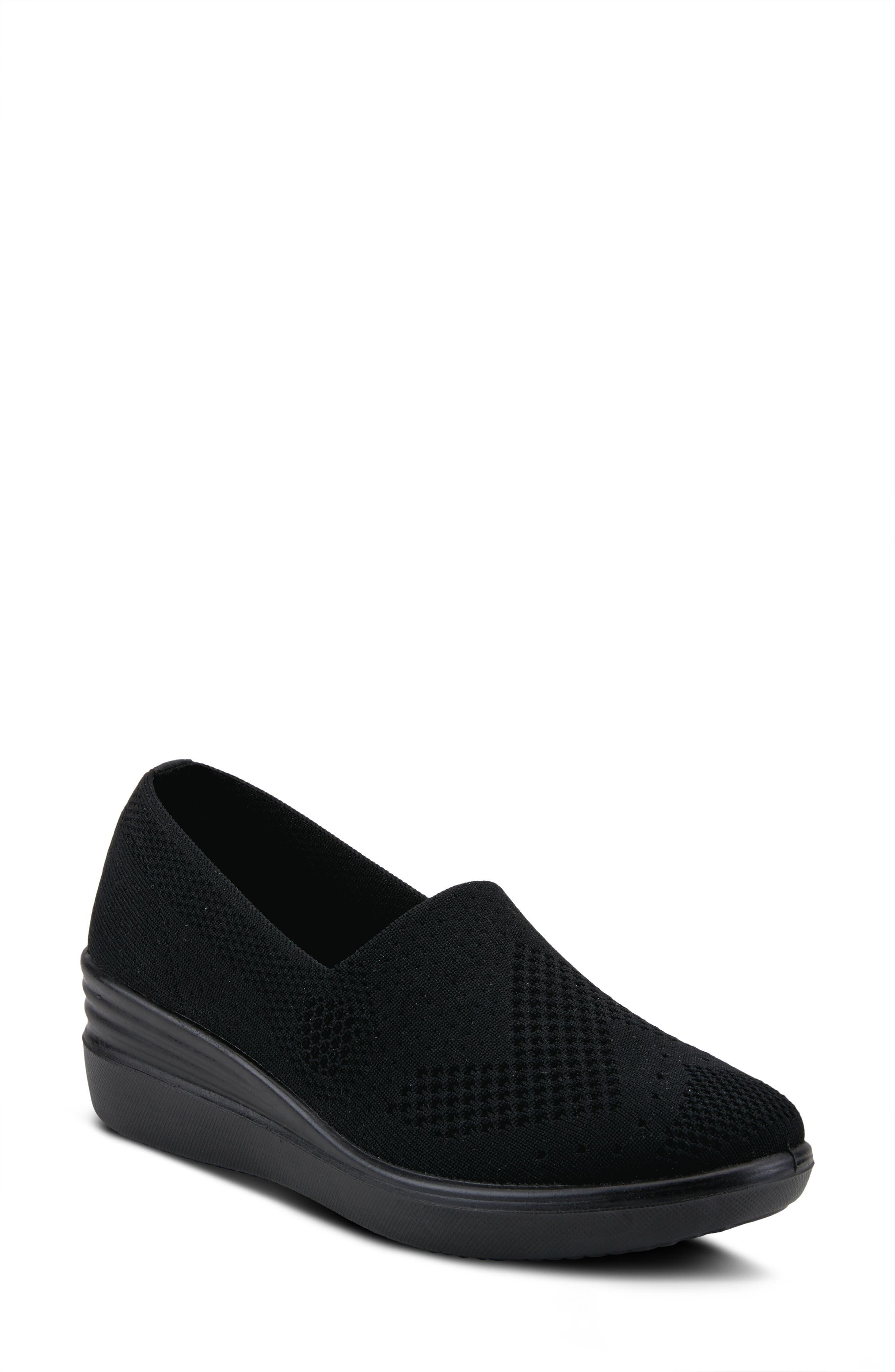 Noral Victory Wedge Sneaker