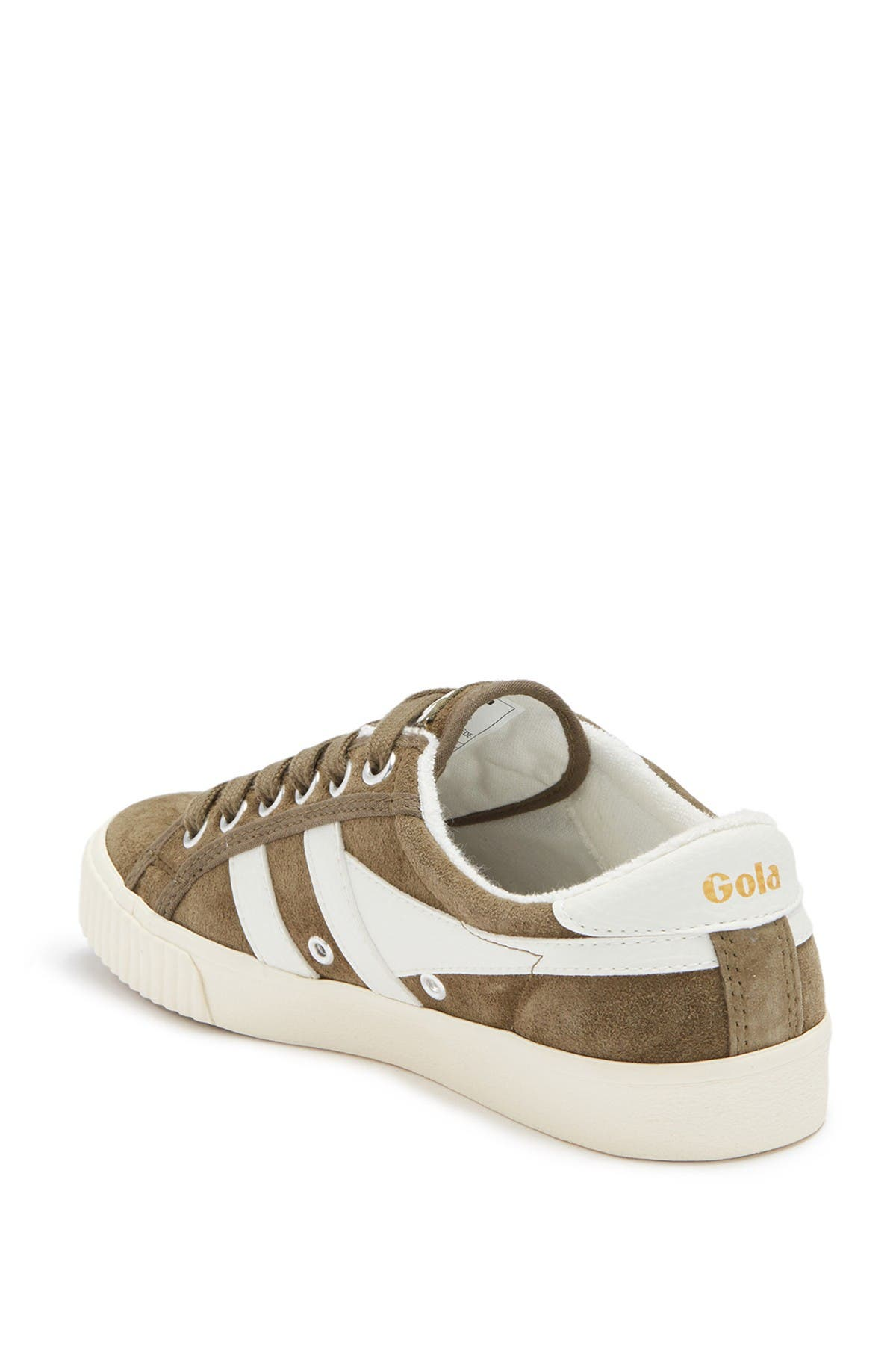 Image of Gola Tennis Mark Cox Suede Sneaker