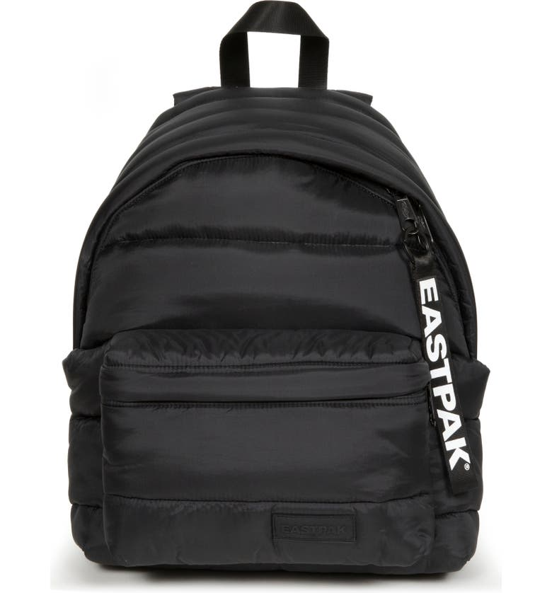 EASTPAK Padded Pak'r Puffer Backpack, Main, color, 001