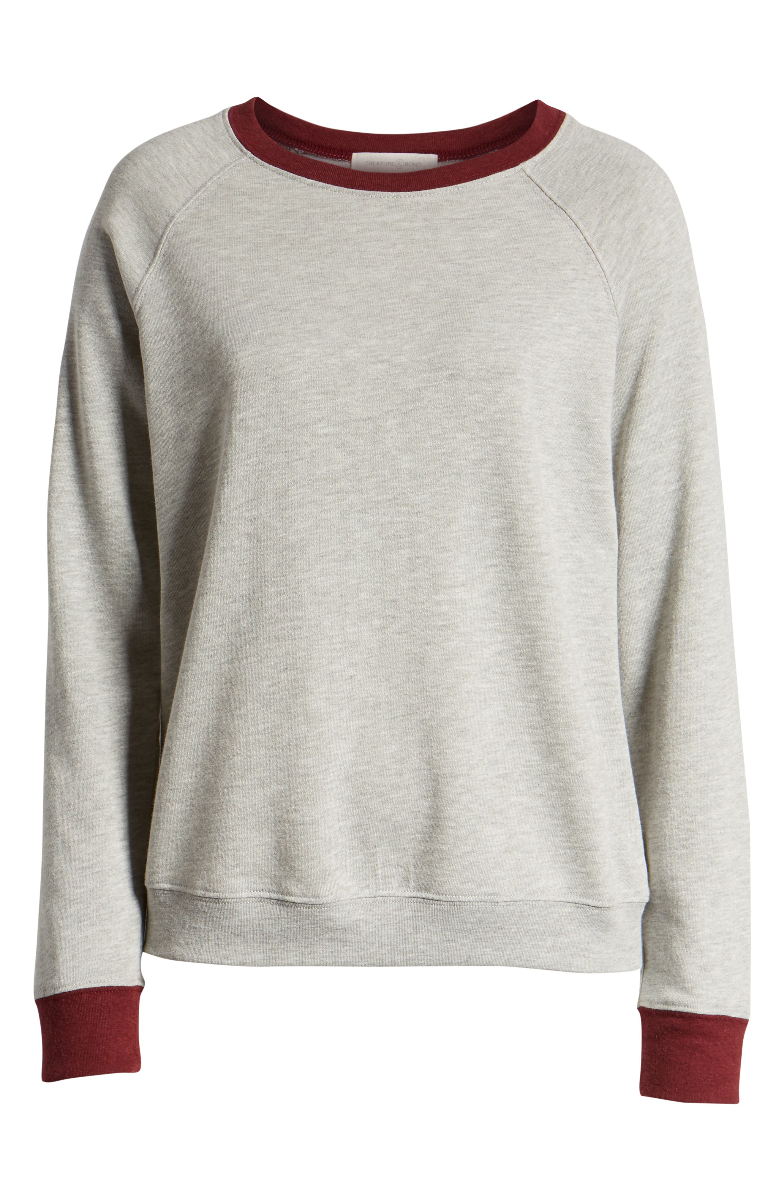 ,                             Crewneck Sweatshirt,                             Alternate thumbnail 17, color,                             050