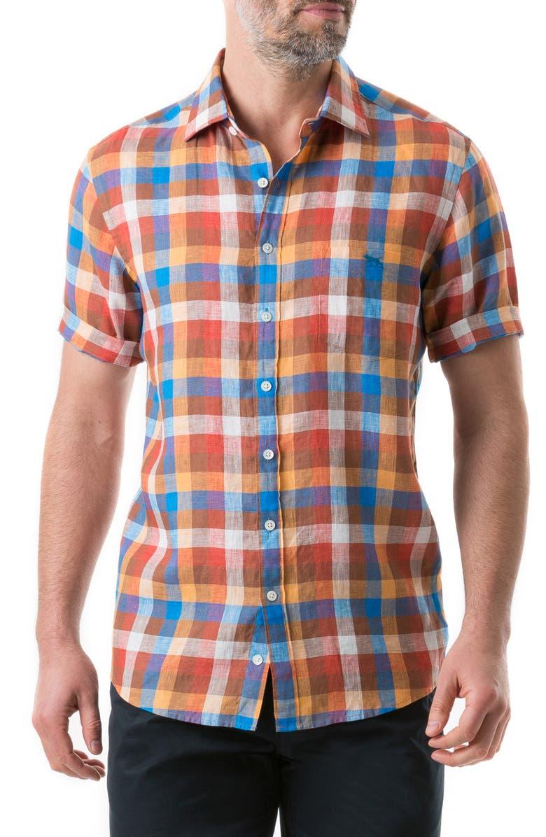 RODD & GUNN Carrick Regular Fit Shirt, Main, color, 221