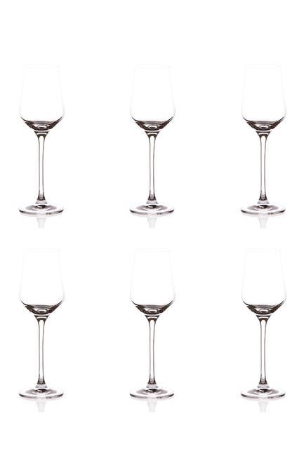 Image of BergHOFF 8.5oz. White Wine Glass - Set of 6