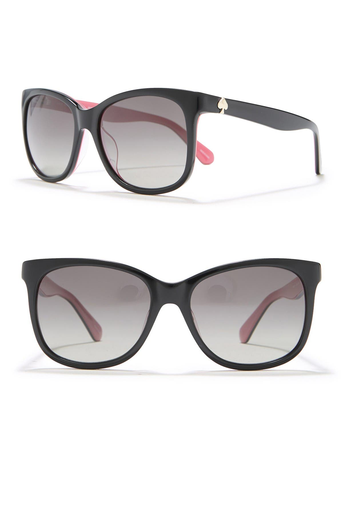 Image of kate spade new york danalyn 54mm oversized sunglasses