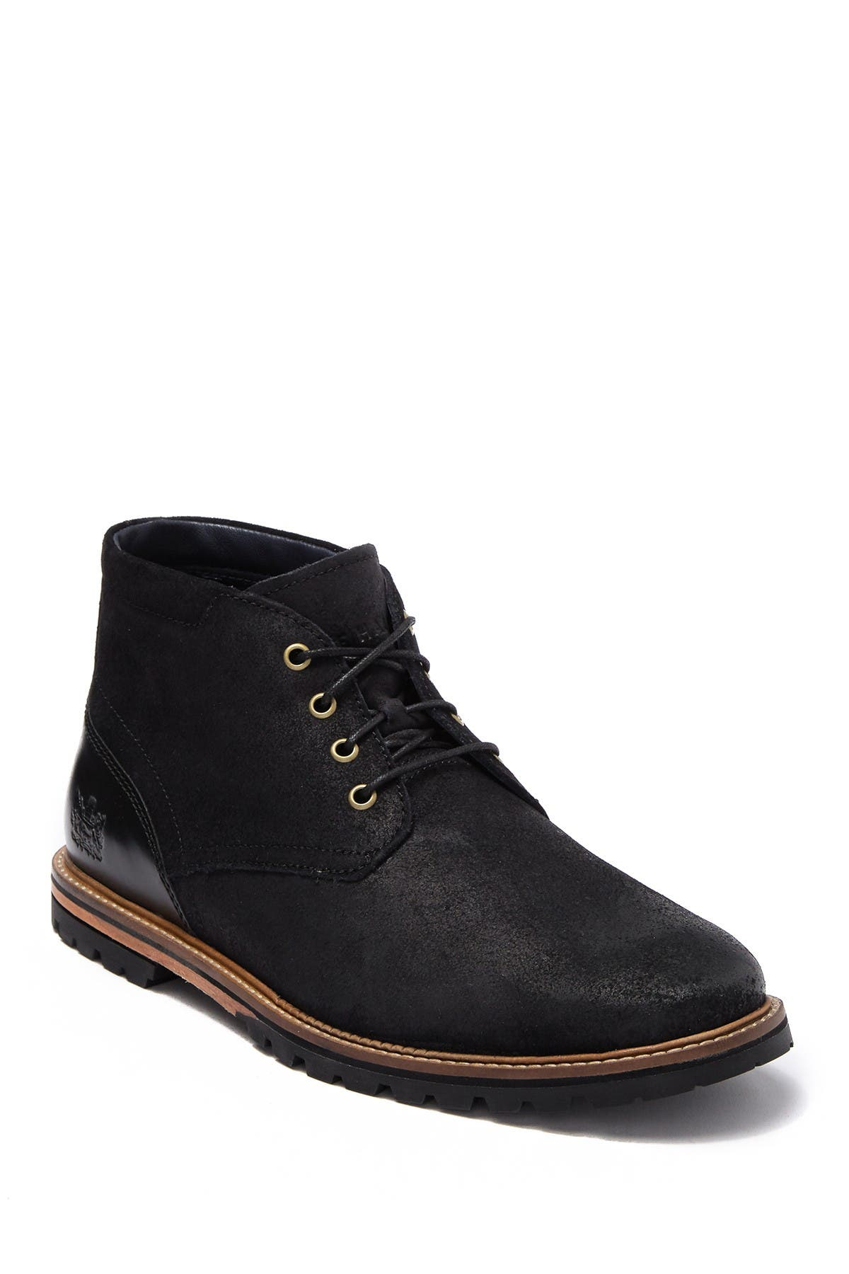 Raymond Grand Leather Chukka Boot
