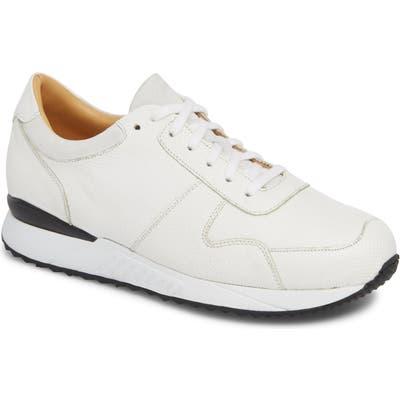 Mezlan Fabio Sneaker, White