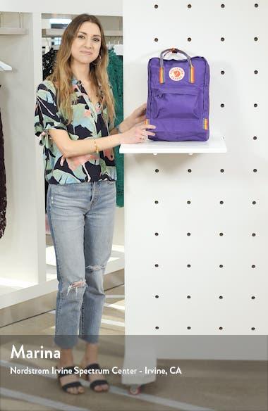 Kånken Rainbow Water Resistant Backpack, sales video thumbnail