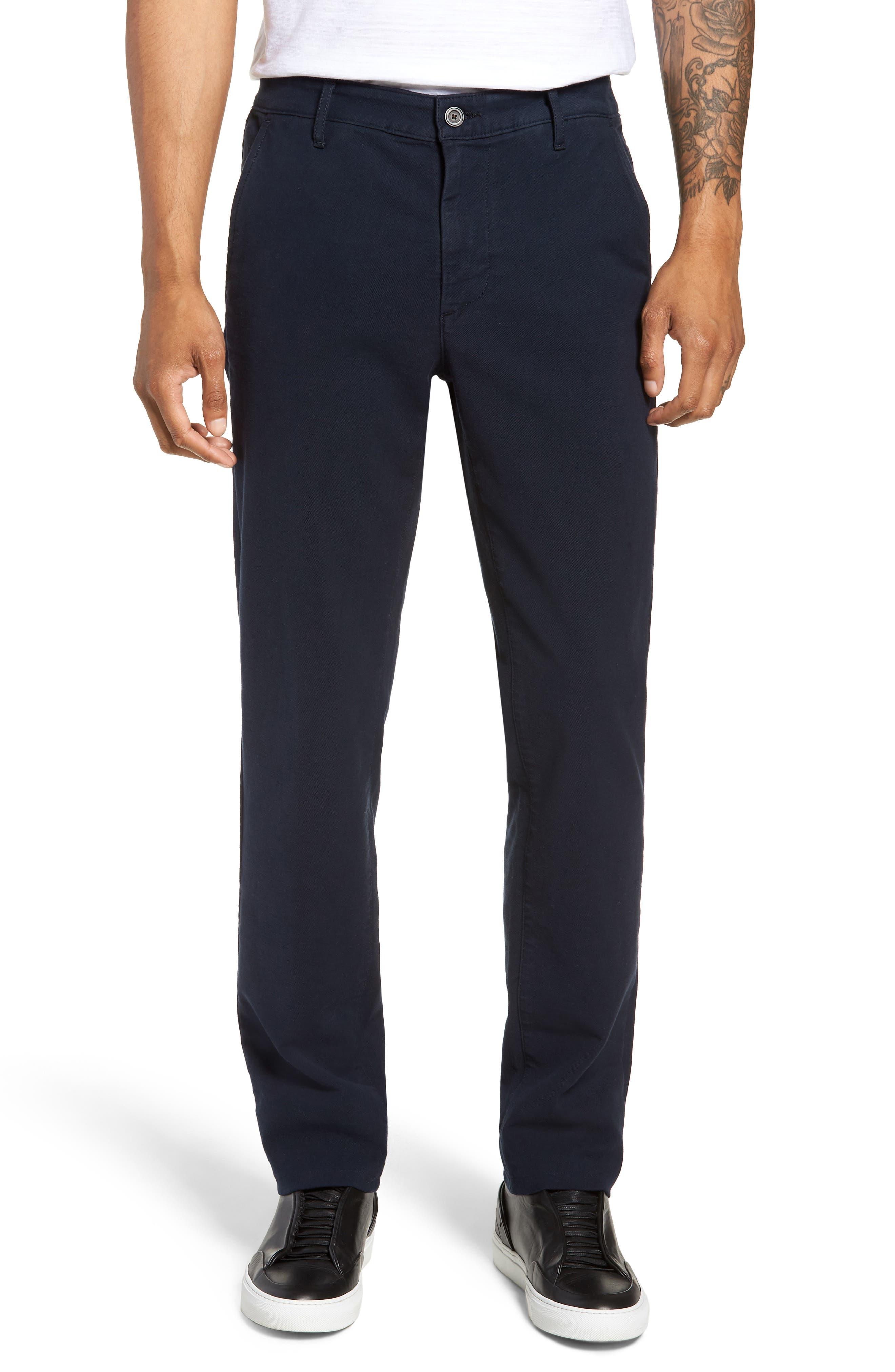 Men's AG Marshall Slim Fit Chino Pants