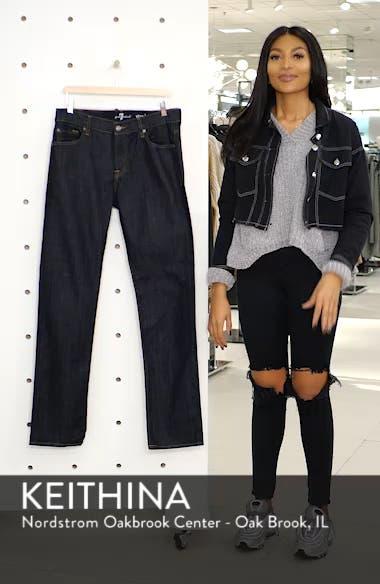 Standard Straight Leg Jeans, sales video thumbnail