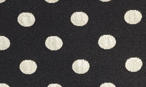 DECO DOTS / BLACK