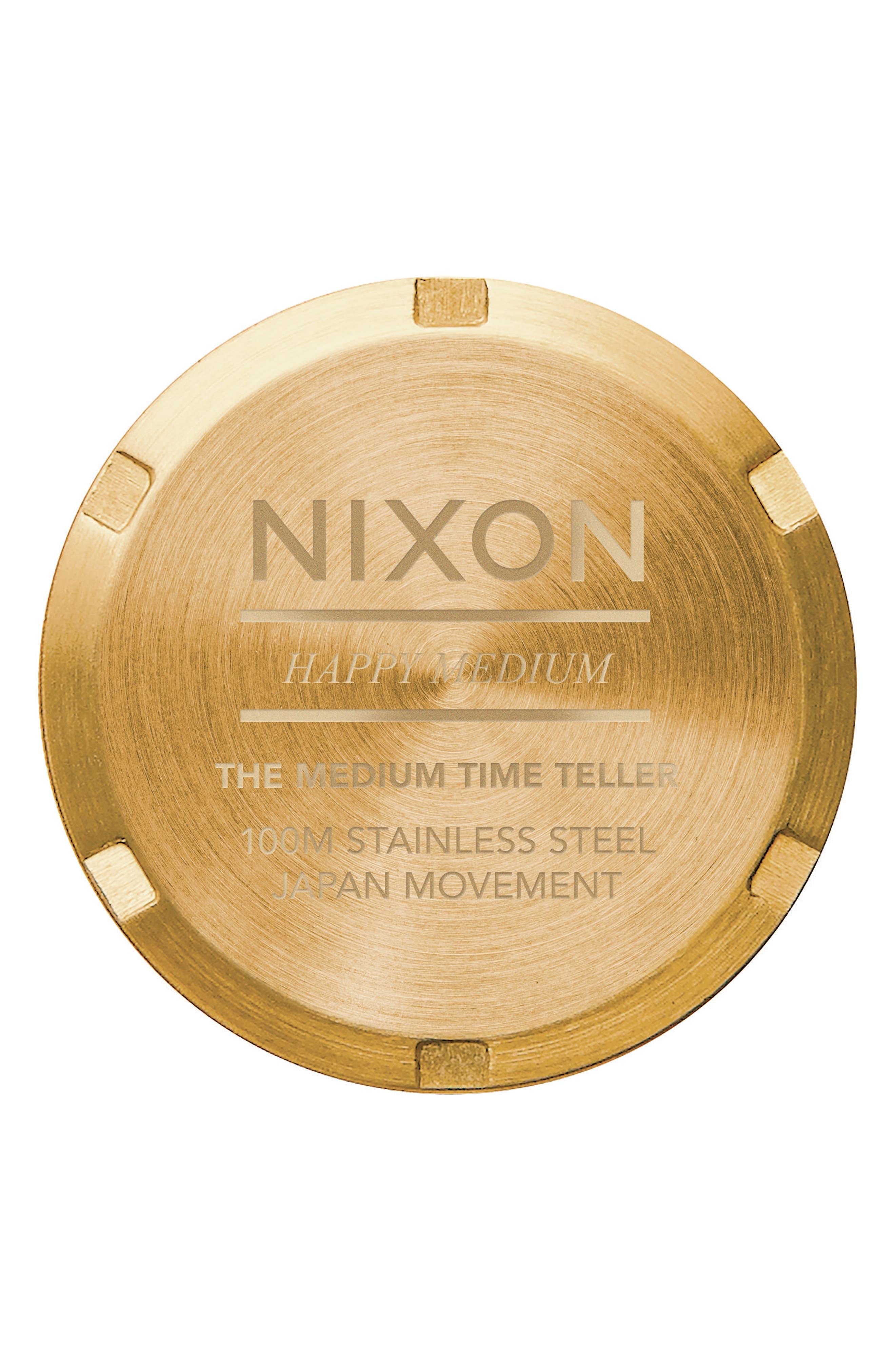 ,                             Time Teller Bracelet Watch, 31mm,                             Alternate thumbnail 4, color,                             GOLD