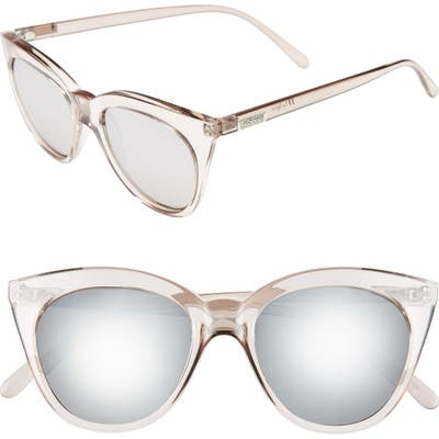 Le Specs Halfmoon Magic 51Mm Cat Eye Sunglasses -