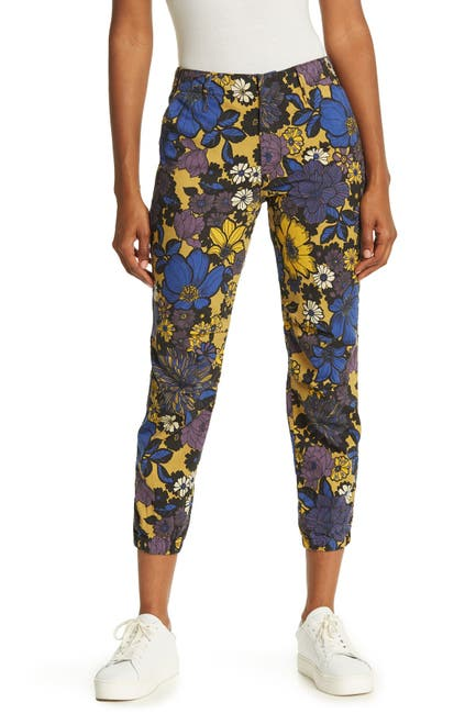 Image of MOTHER The No Zip Misfit Daisy Pants