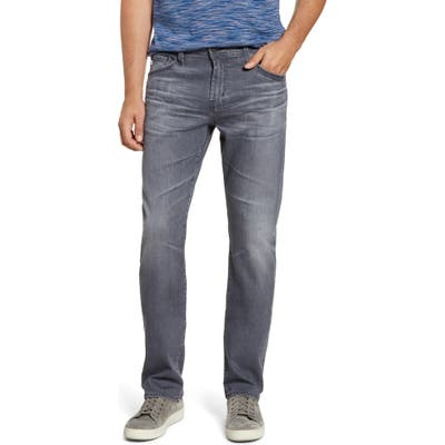 Ag Everett Slim Straight Leg Jeans, Blue