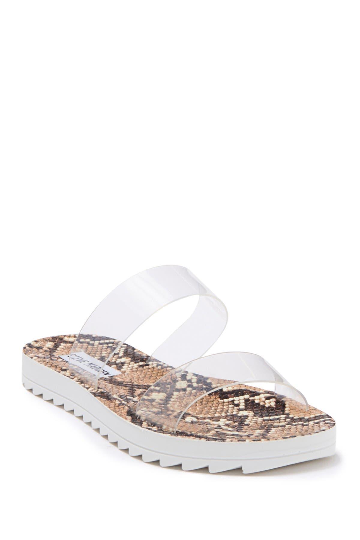 Image of Steve Madden Zig Platform Sandal