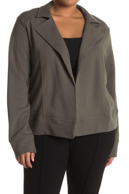 Image of SUSINA Textured Knit Moto Jacket
