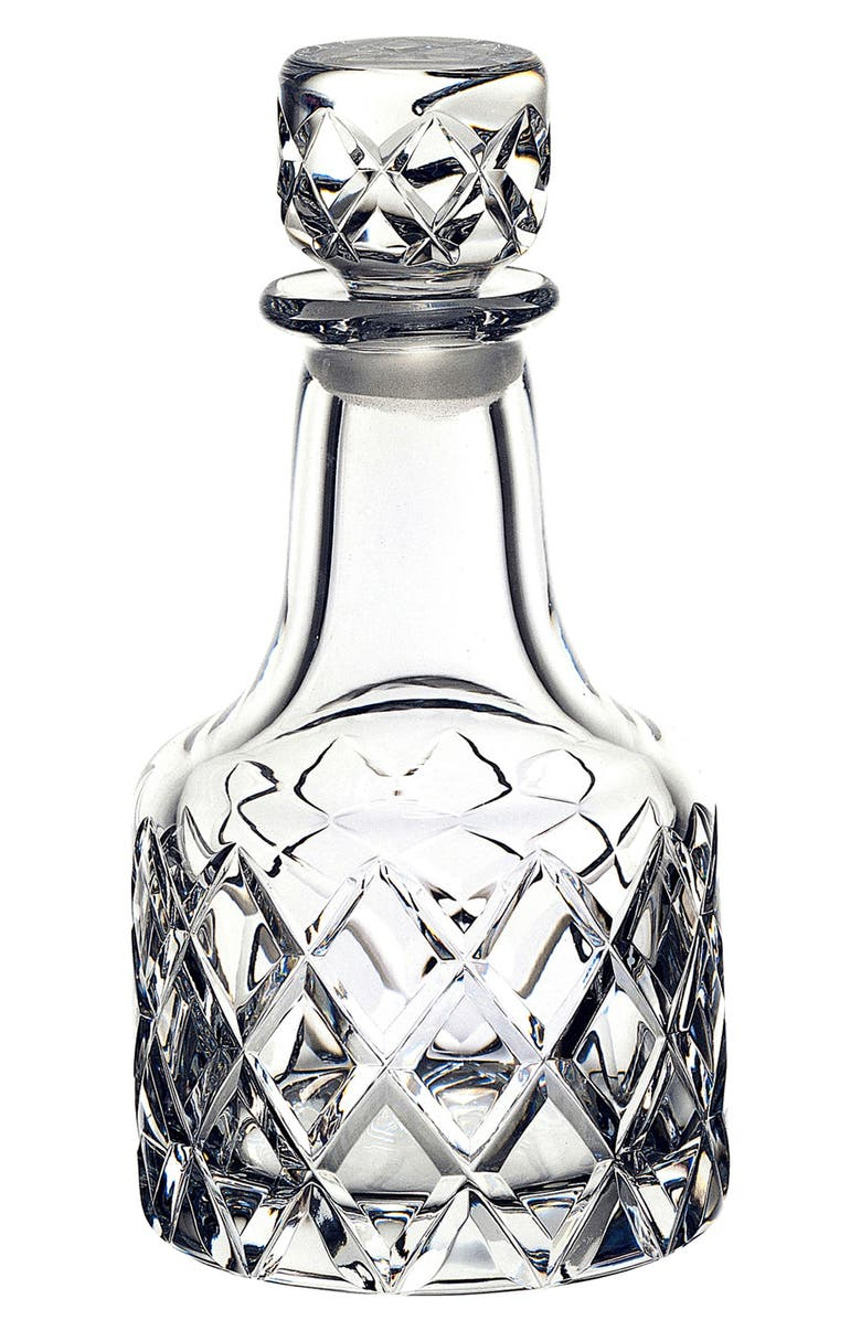 ORREFORS Sofiero Crystal Decanter, Main, color, CLEAR