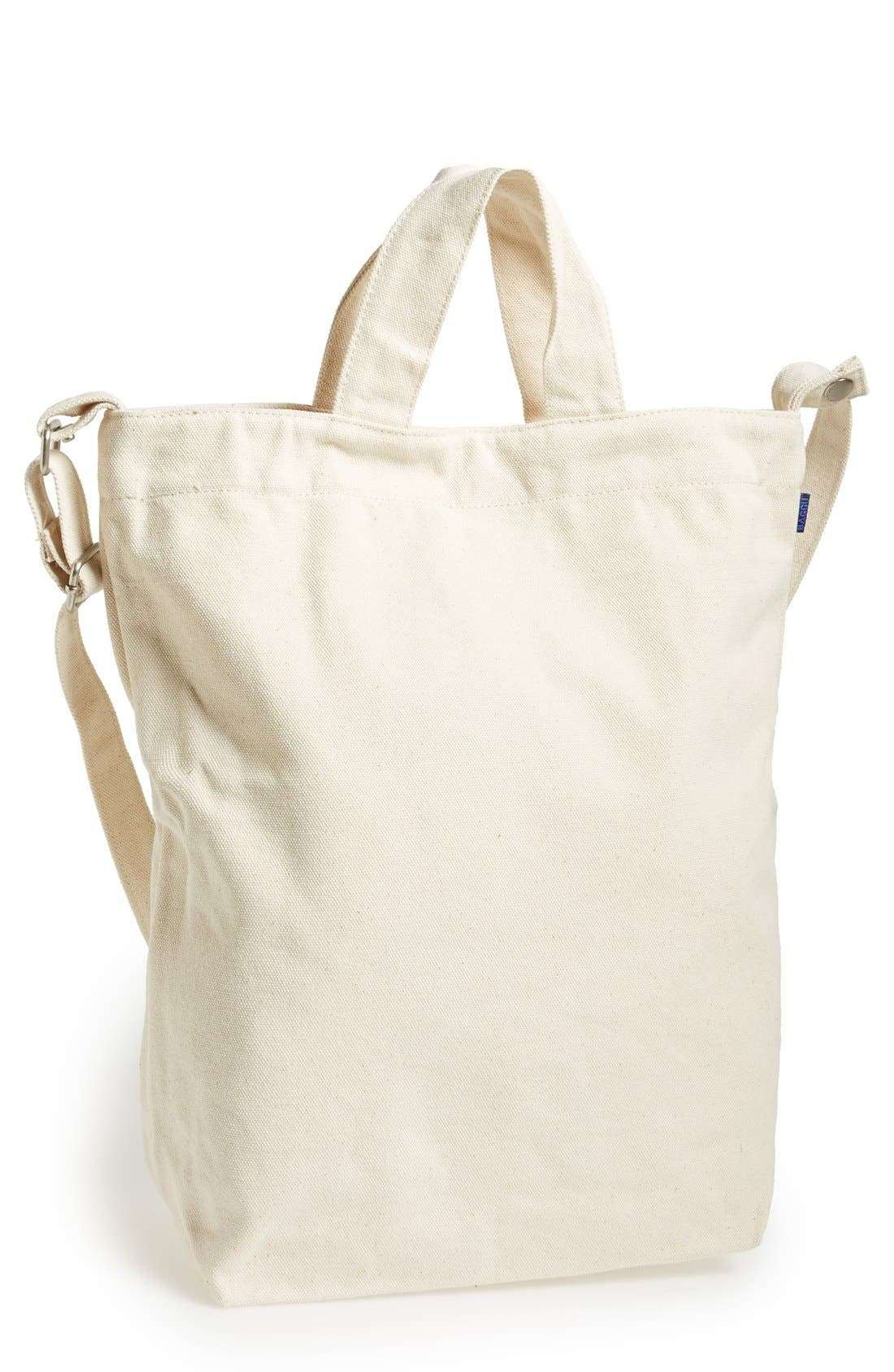 ,                             'Duck Bag' Canvas Tote,                             Main thumbnail 112, color,                             900