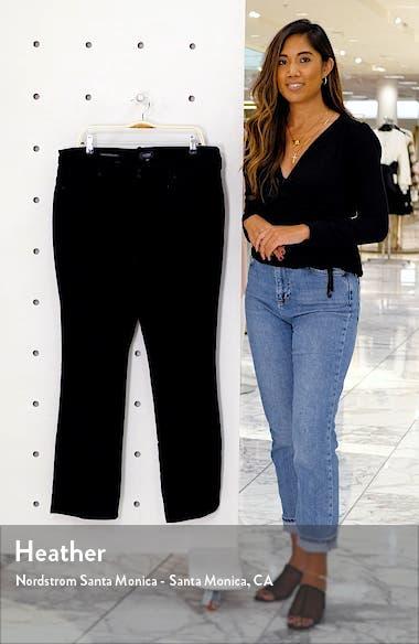 Marilyn Straight Leg Corduroy Pants, sales video thumbnail