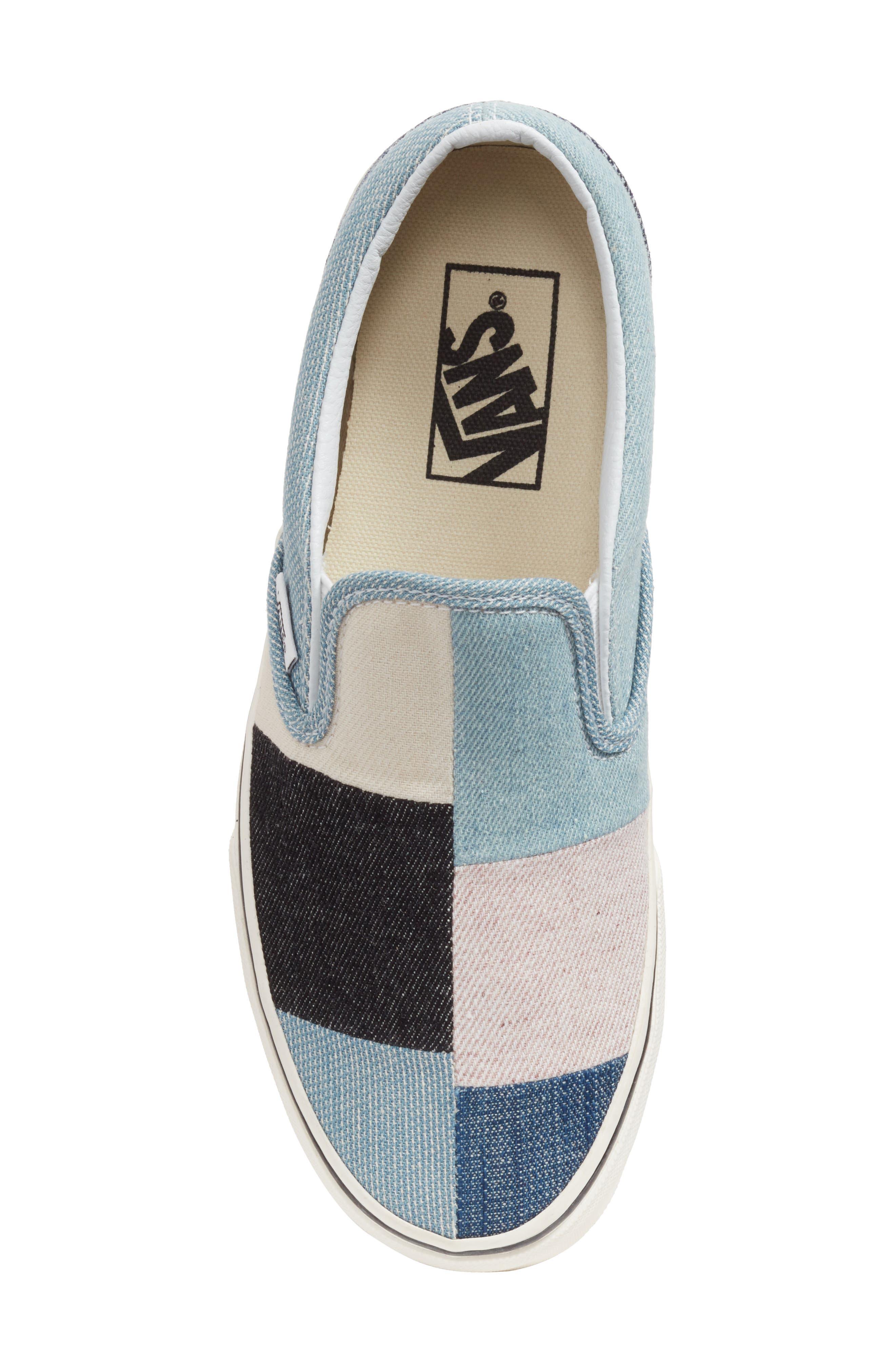 ,                             Classic Slip-On Sneaker,                             Alternate thumbnail 163, color,                             423
