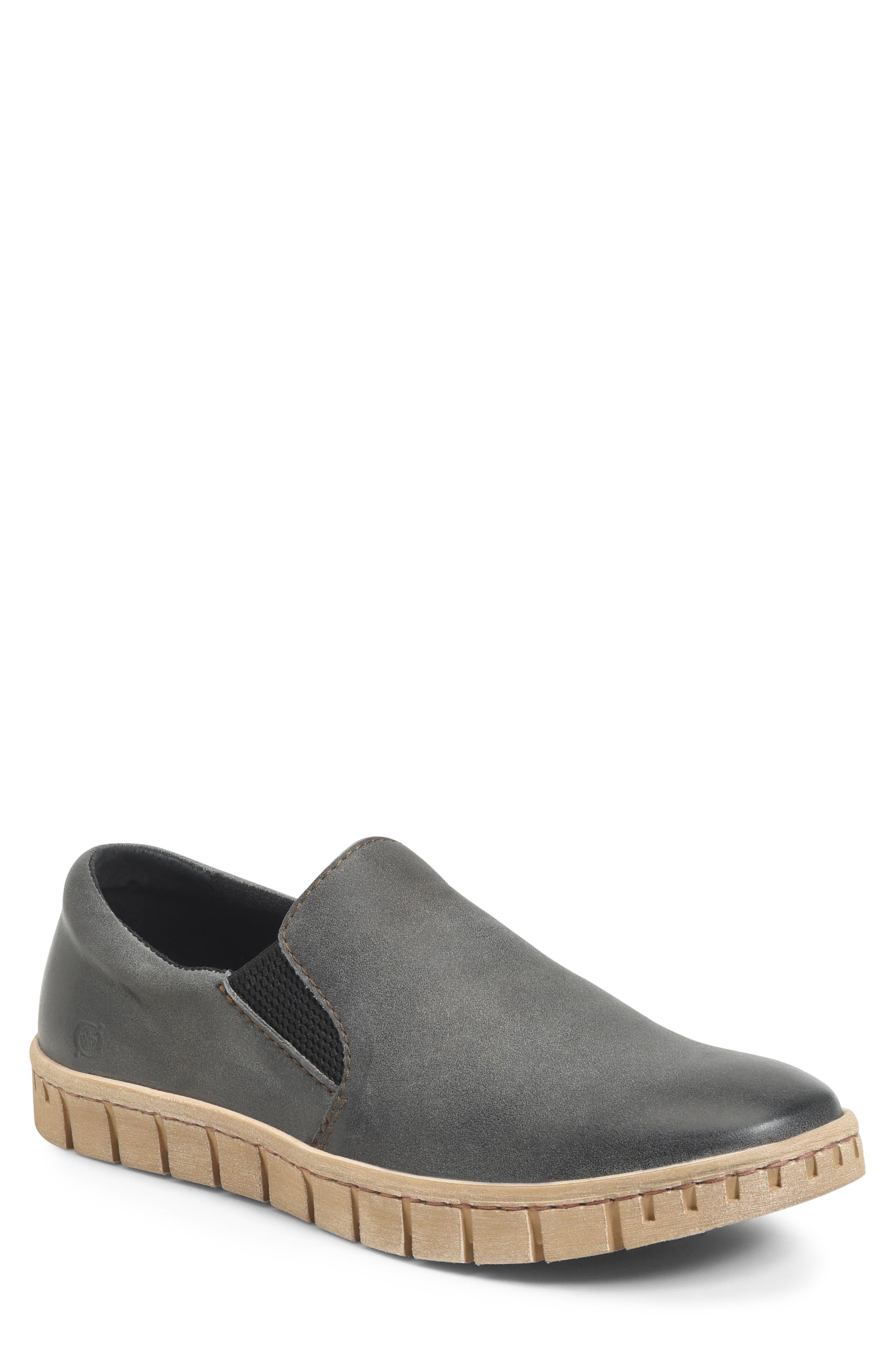 Image of Born Semmler Plain Toe Slip-On Shoe
