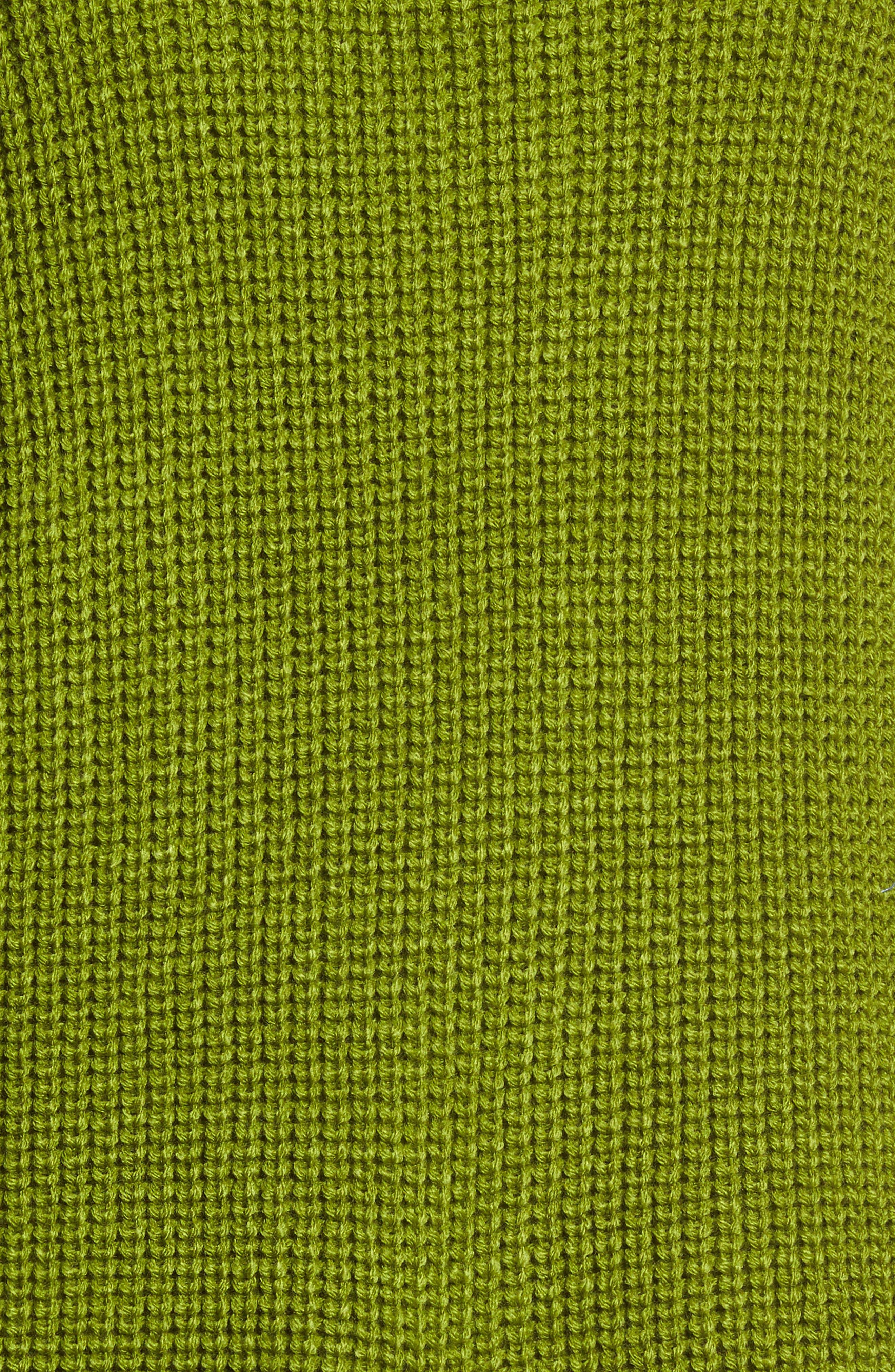 ,                             Flared Sleeve Sweater Dress,                             Alternate thumbnail 11, color,                             300