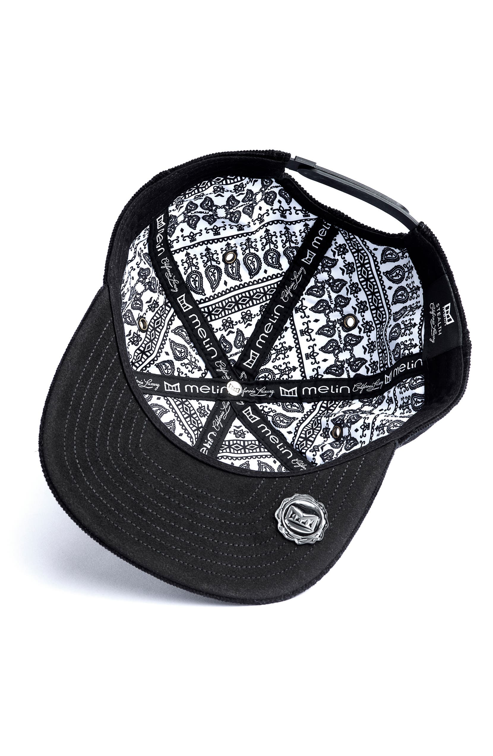 reputable site 98a5c 90ce6 Melin The Stealth Snapback Baseball Cap   Nordstrom