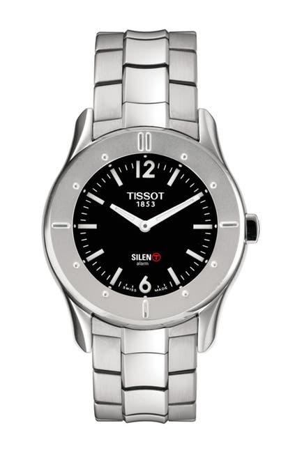 Image of Tissot Men's Touch Silen-T Bracelet Watch, 39.2mm