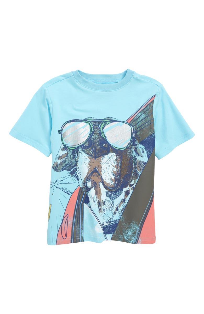 ANDY & EVAN Sidekick Graphic T-Shirt, Main, color, LIGHT BLUE