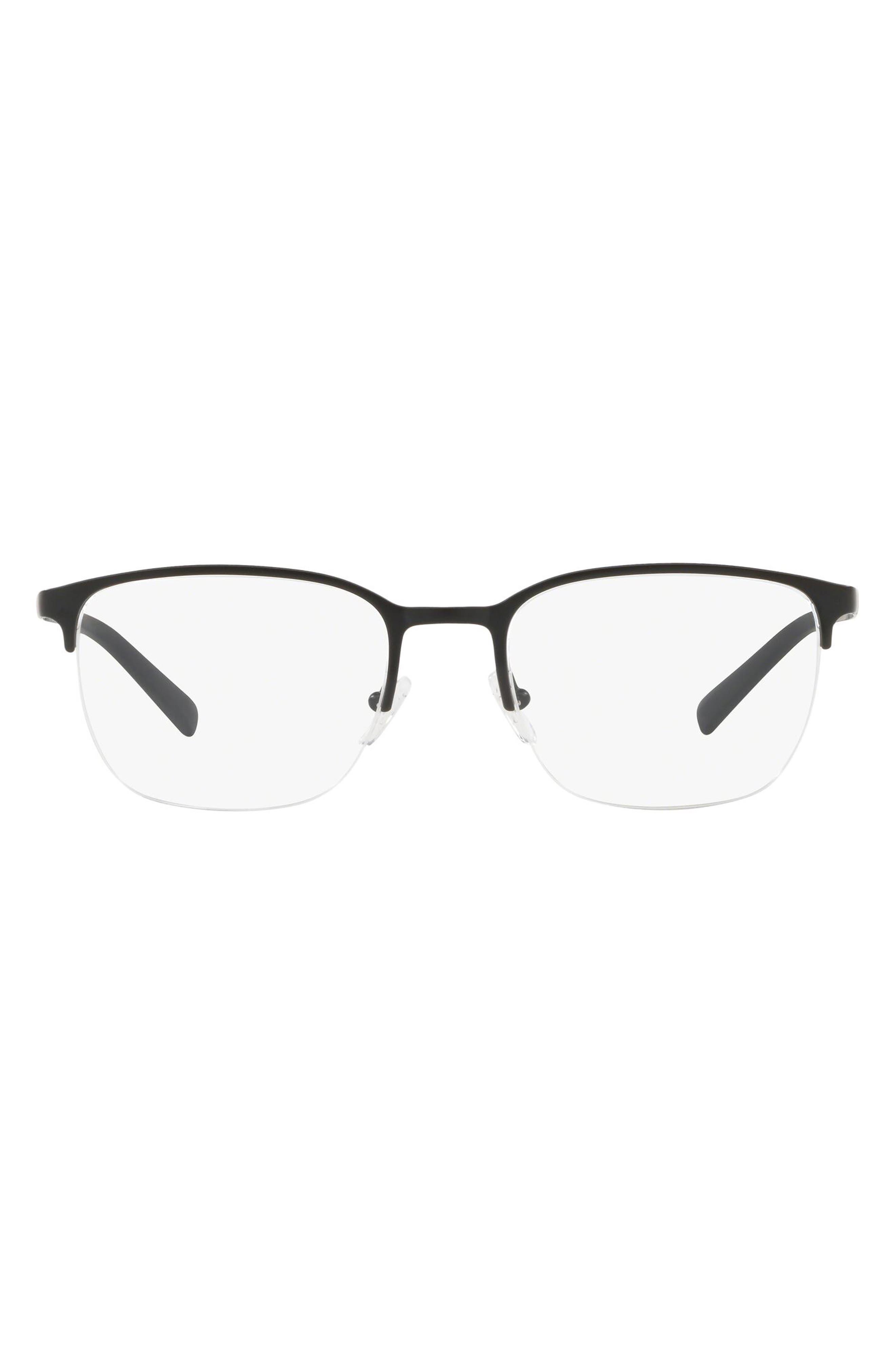 53mm Semirimless Optical Glasses