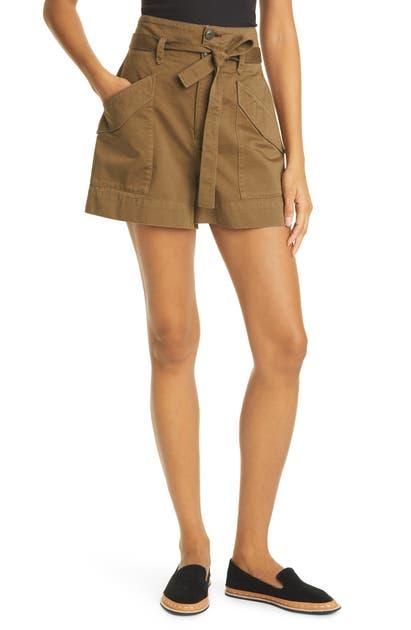Rag & Bone Shorts FIELD CARGO SHORTS