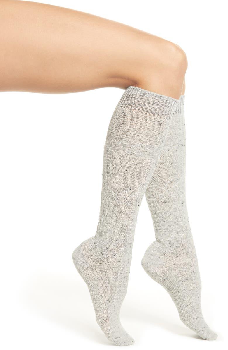SMARTWOOL Wheat Fields Knee High Socks, Main, color, 183
