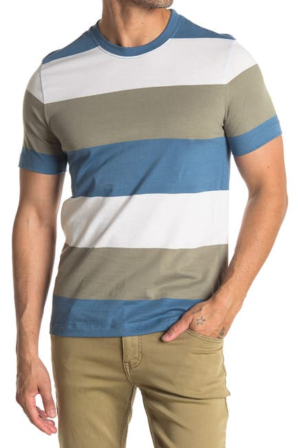 Image of DKNY Striped Tee