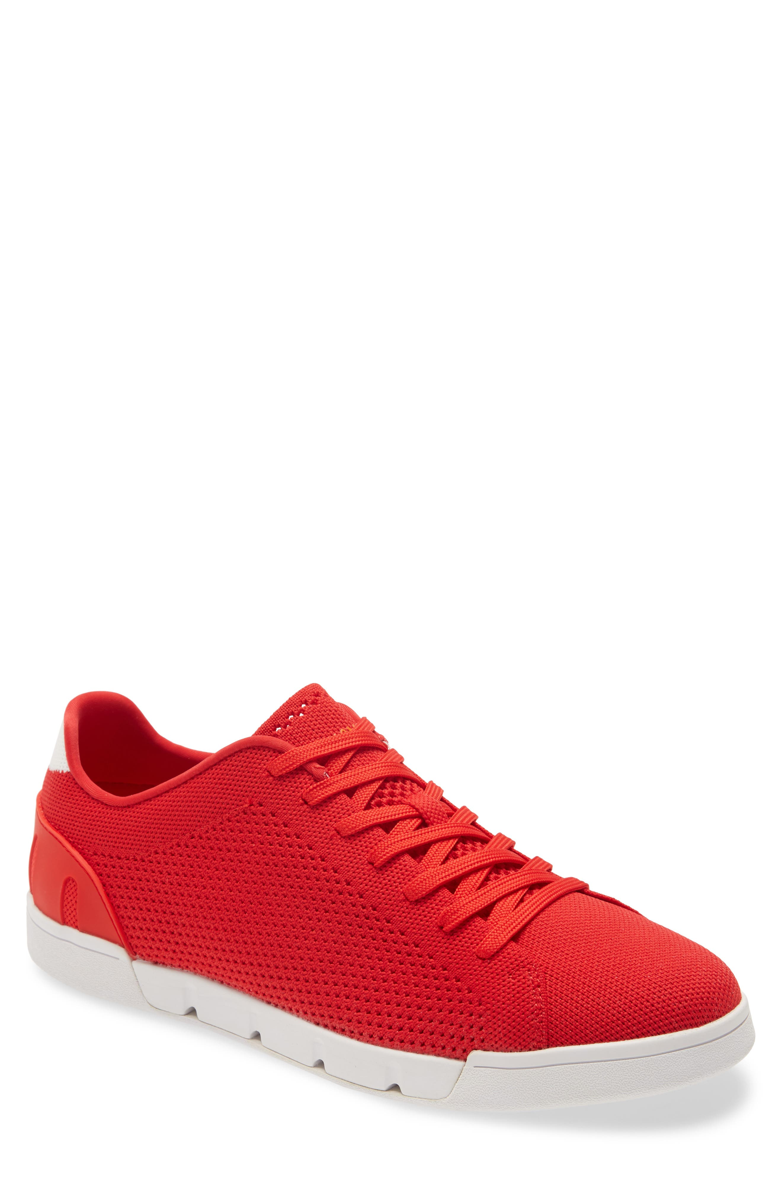 Image of Swims Breeze Knit Tennis Sneaker