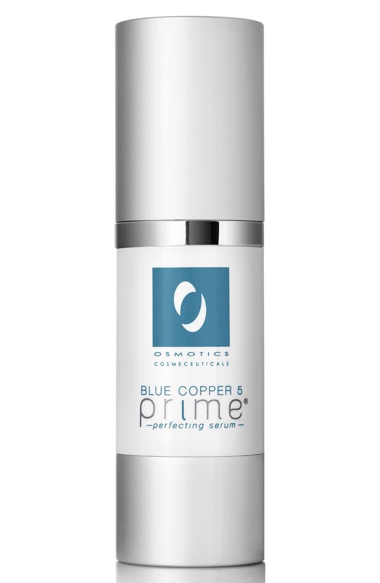 OSMOTICS COSMECEUTICALS Blue Copper 5 Prime Essential Perfecting Serum, Main, color, NO COLOR