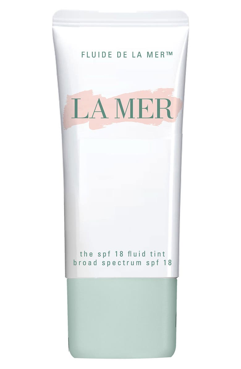 LA MER 'The SPF 18 Fluid Tint' Broad Spectrum SPF 18, Main, color, 001
