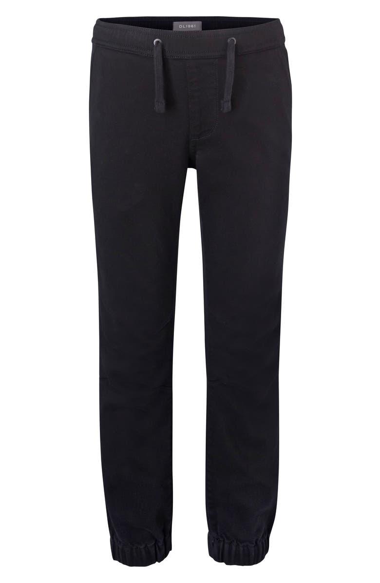 DL1961 Stretch Cotton Jogger Pants, Main, color, LIMITLESS