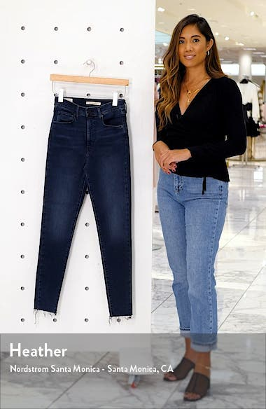 Mile High Super Skinny Jeans, sales video thumbnail
