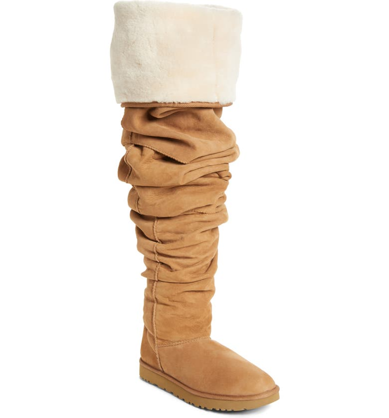 ccb1e17346a Y/Project x UGG® Thigh High Boot (Women) | Nordstrom