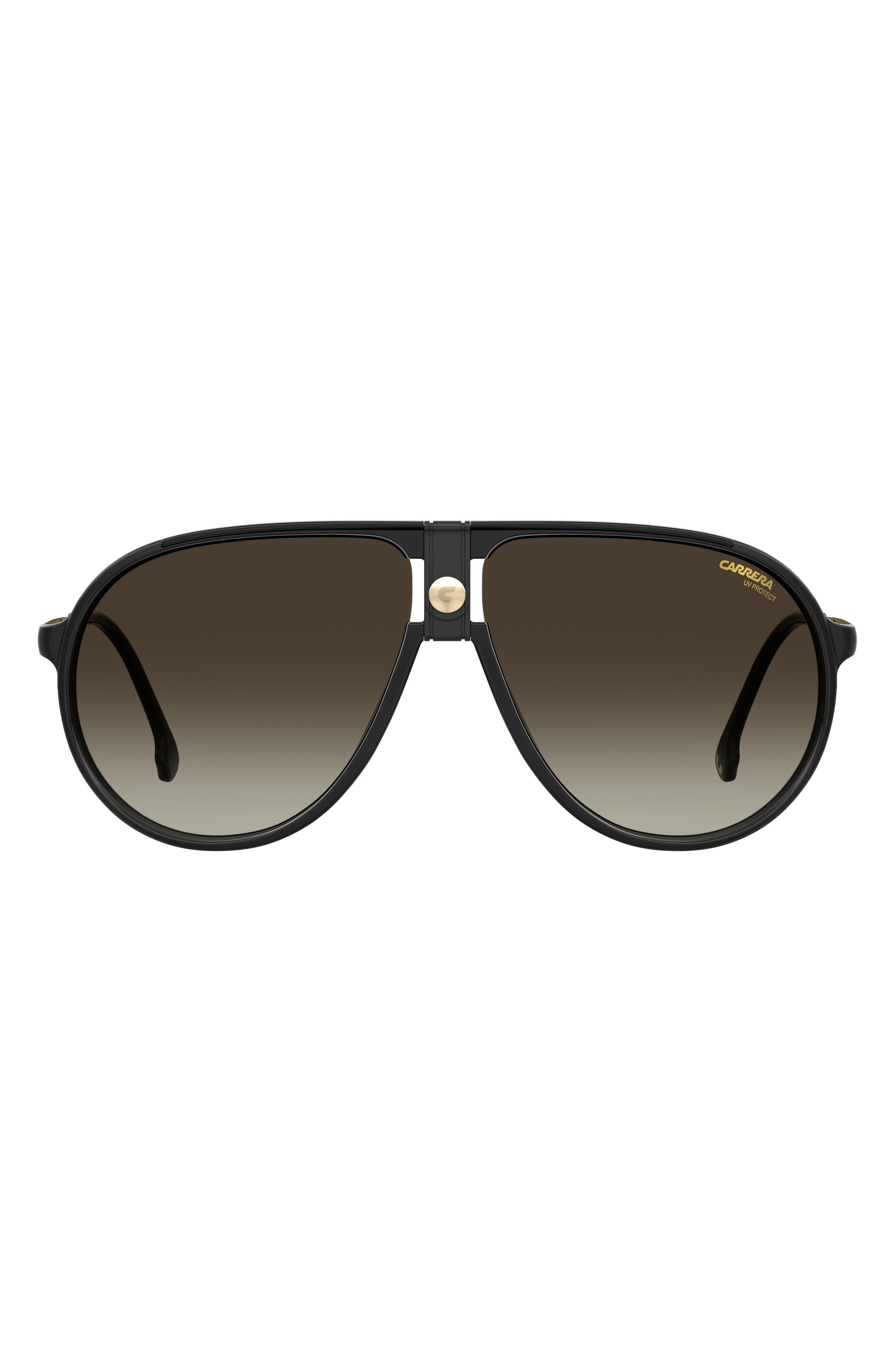 e Ca1034 63mm Oversize Gradient Sunglasses