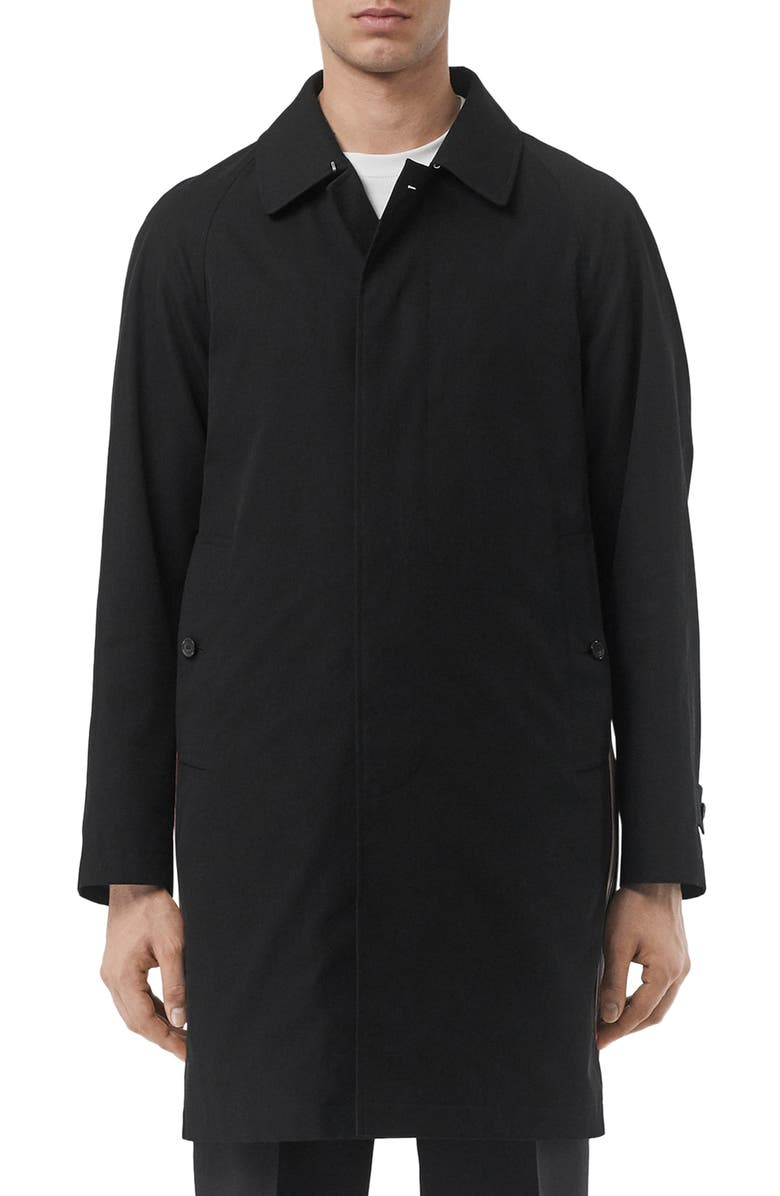 Cambden Icon Car Coat by Burberry