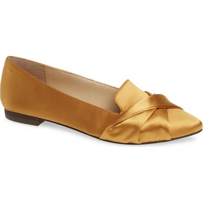 Sole Society Lydiah Flat- Yellow