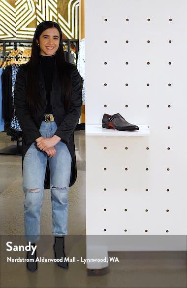 Carrera Monk Strap Shoe, sales video thumbnail