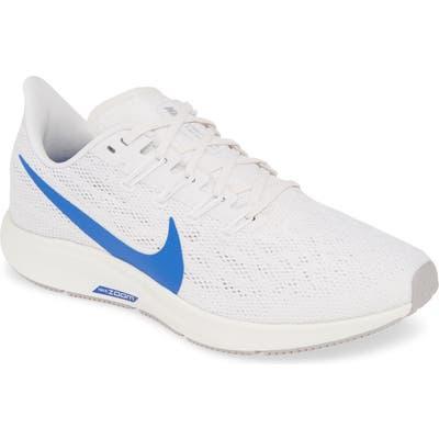 Nike Air Zoom Pegasus 36 Running Shoe - White
