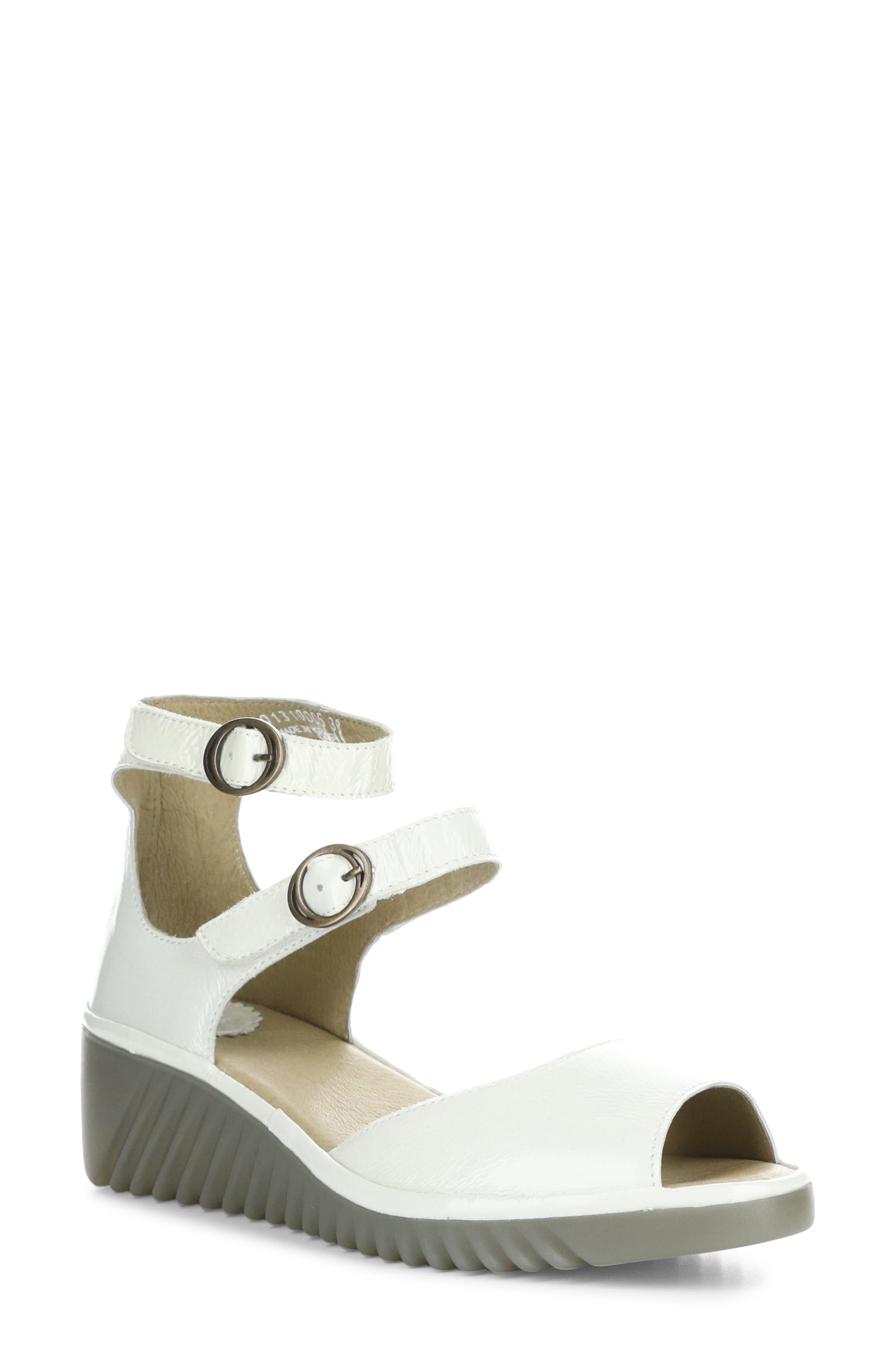 Laye Ankle Strap Sandal