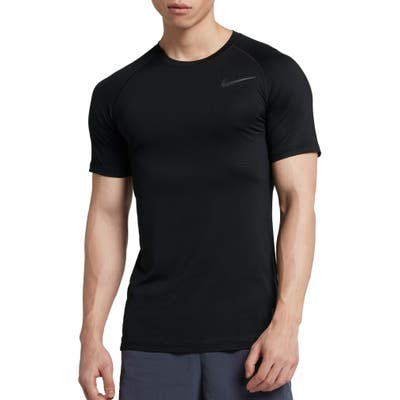 Nike Breathe Pro T-Shirt, Black