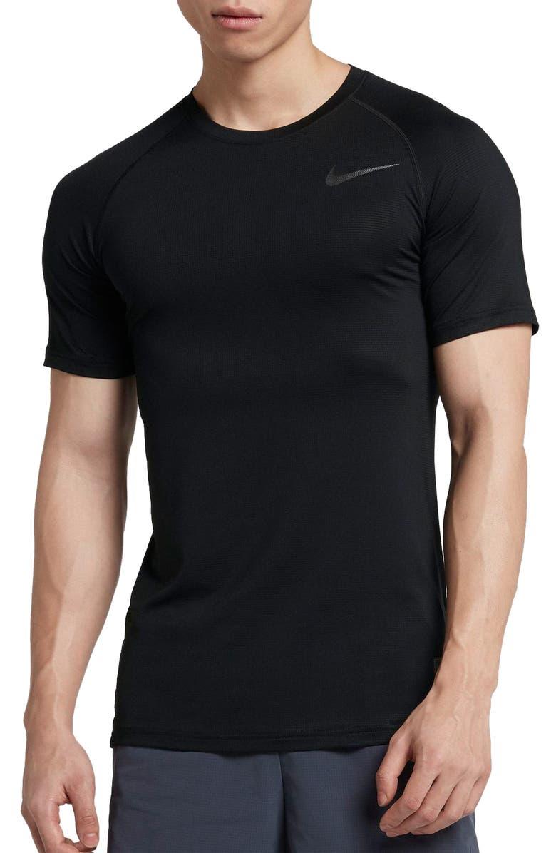 nike pro t shirt
