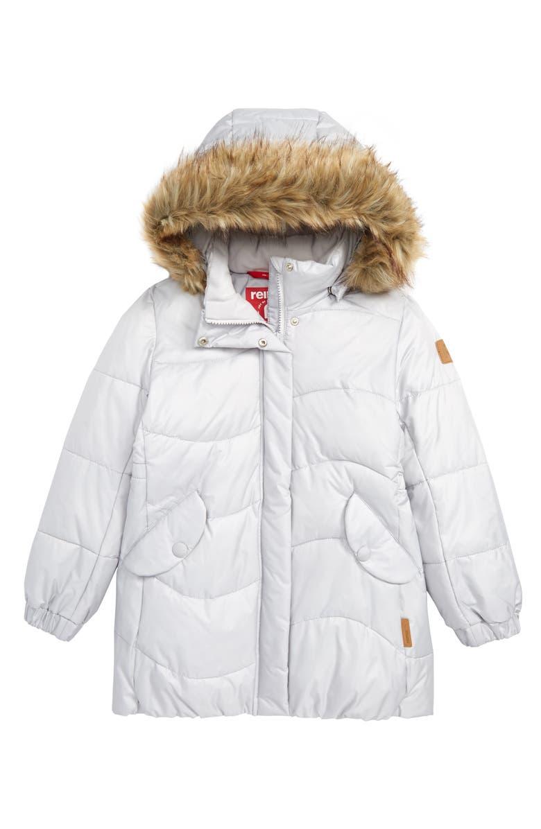 e253098e6 Reima Sula Waterproof Winter Jacket (Toddler Girls, Little Girls ...